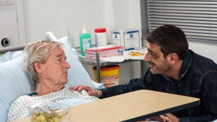 Corrie spoilers: Will Ken want Peter to stay?