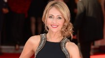 Coronation Street's Samia Ghadie and Dancing On Ice star Sylvain Longchambon are engaged