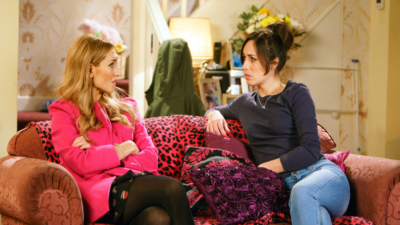 Corrie spoilers: Eva's pregnant for real this time – but
