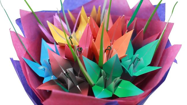 Could Origami Make You A More Mindful Person