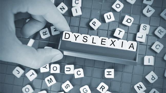 Do you think I am dyslexic?