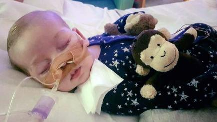 Baby in life support treatment row 'will suffer' if taken to US
