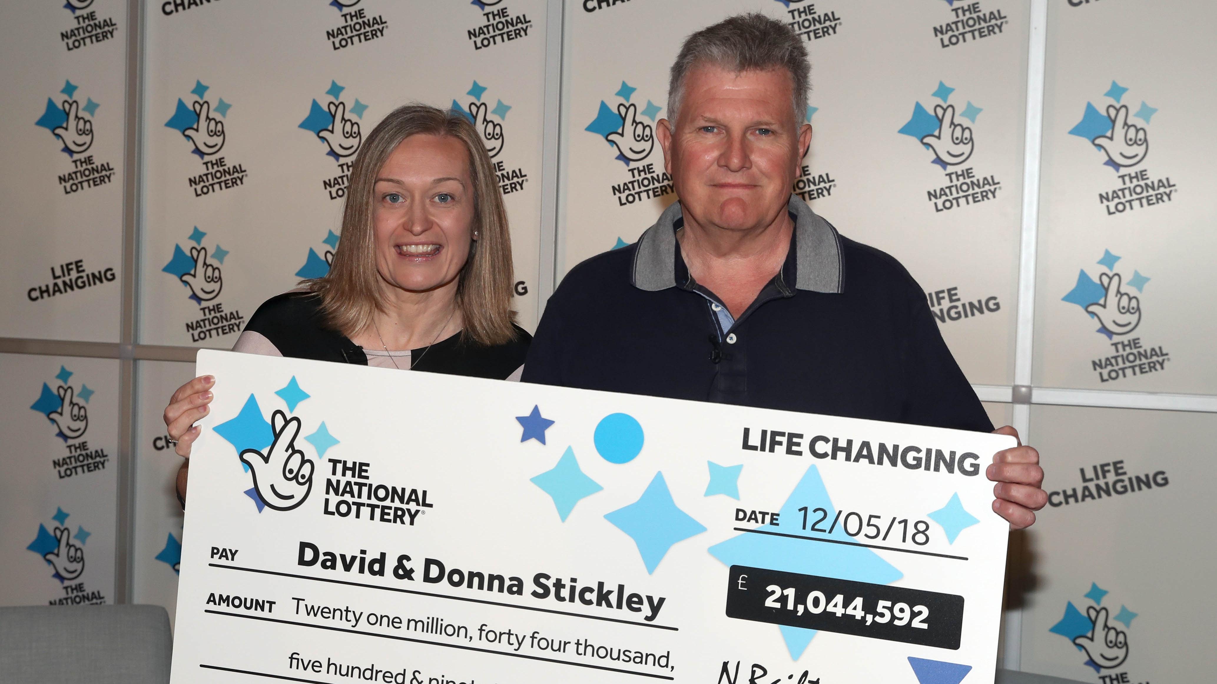 National lottery hundred millionaires dating