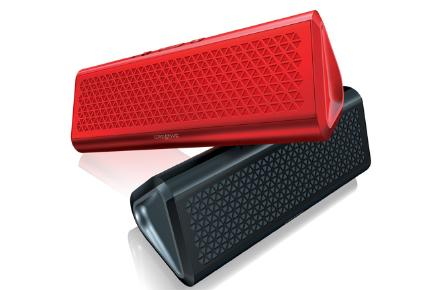 Creative Airwave HD red and black