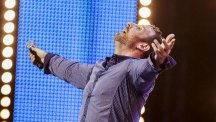 Stevi Ritchie impressed the X Factor crowd (Syco/Thames TV)