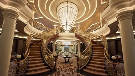 Inside of cruise