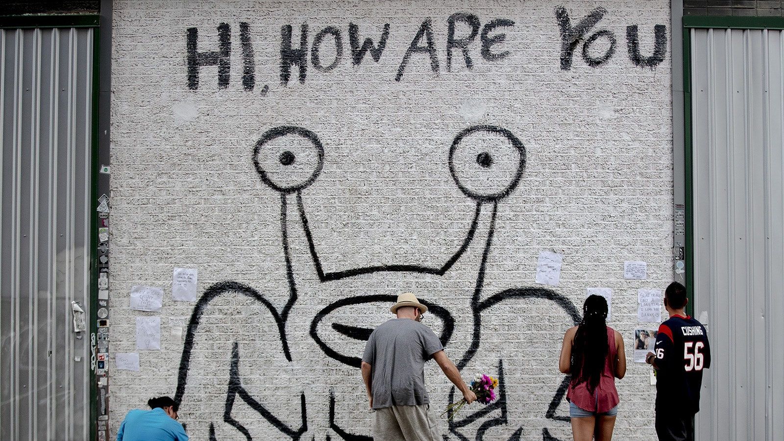 Daniel Johnston, indie singer-songwriter, dies at 58