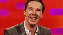 Benedict Cumberbatch said sleuth Sherlock Holmes is 'asexual' in the BBC drama