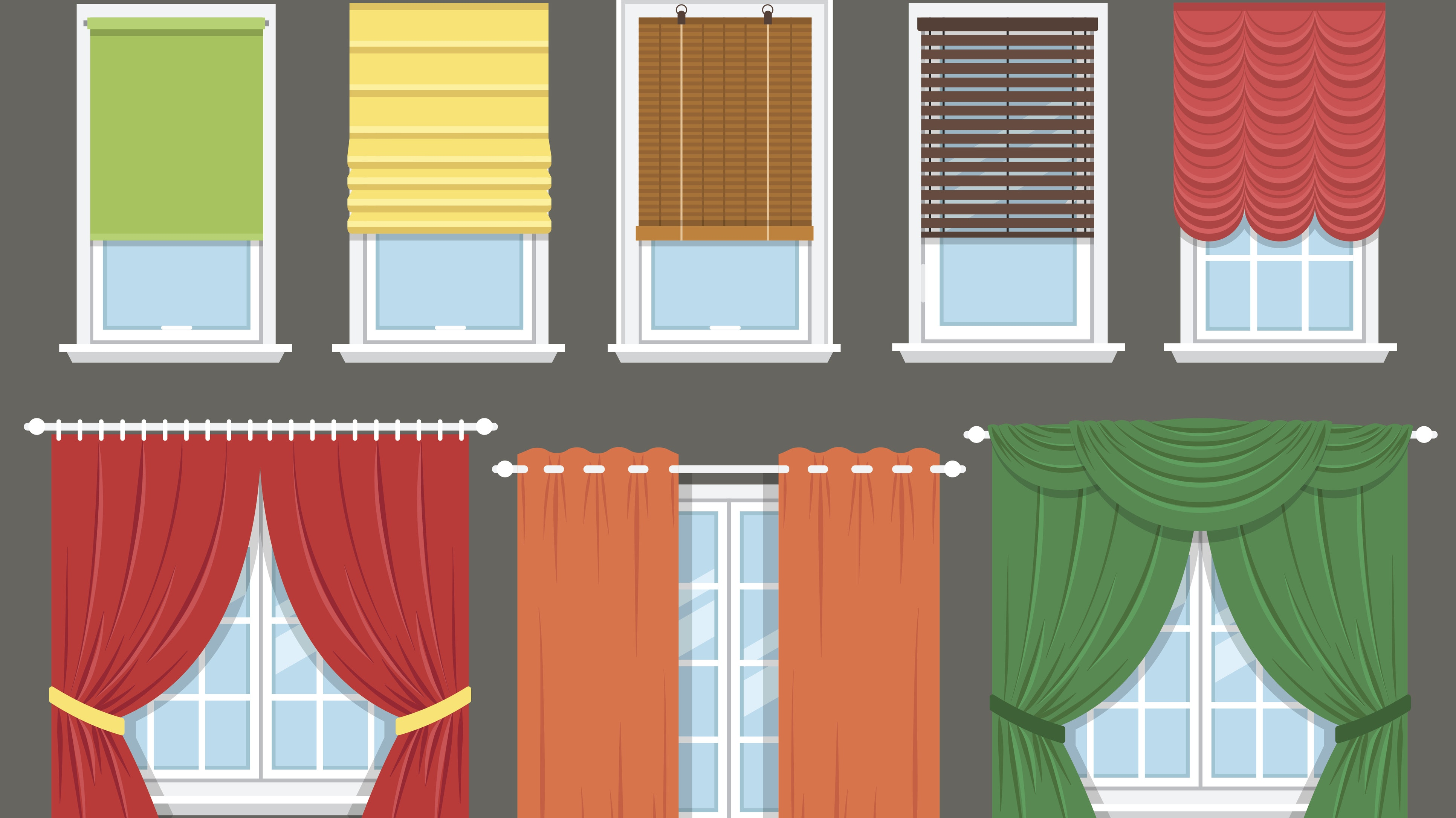 How You Dress Your Windows Can Have A Big Impact
