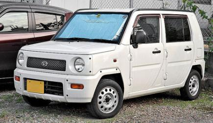 Daihatsu Naked - picture by Tennen Gas