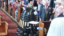 Dalek at the wedding