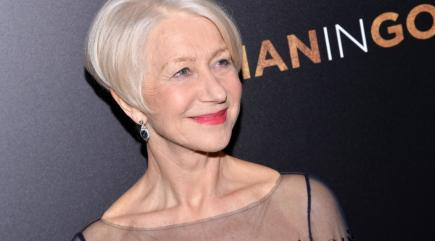 Dame Helen Mirren: Don't call me sexy