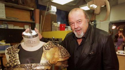 Dame Joan Bakewell pays tribute to 'genius of theatre' Sir Peter Hall