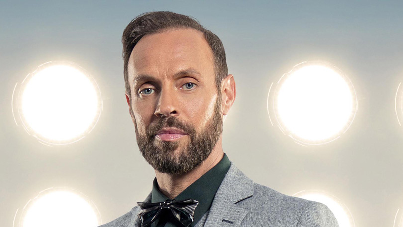 Dancing on Ice - Jason Gardiner