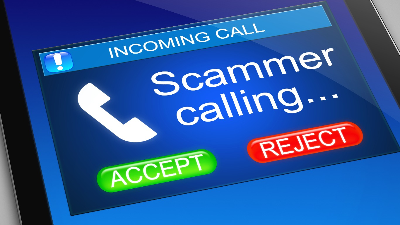 Dangerous phone spoofing scams on the increase | BT