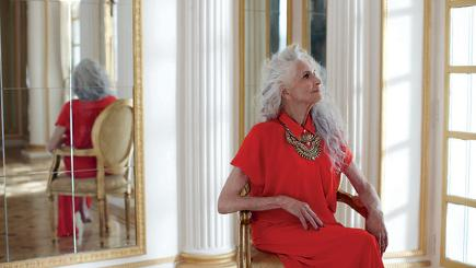Meet Britain's oldest supermodel