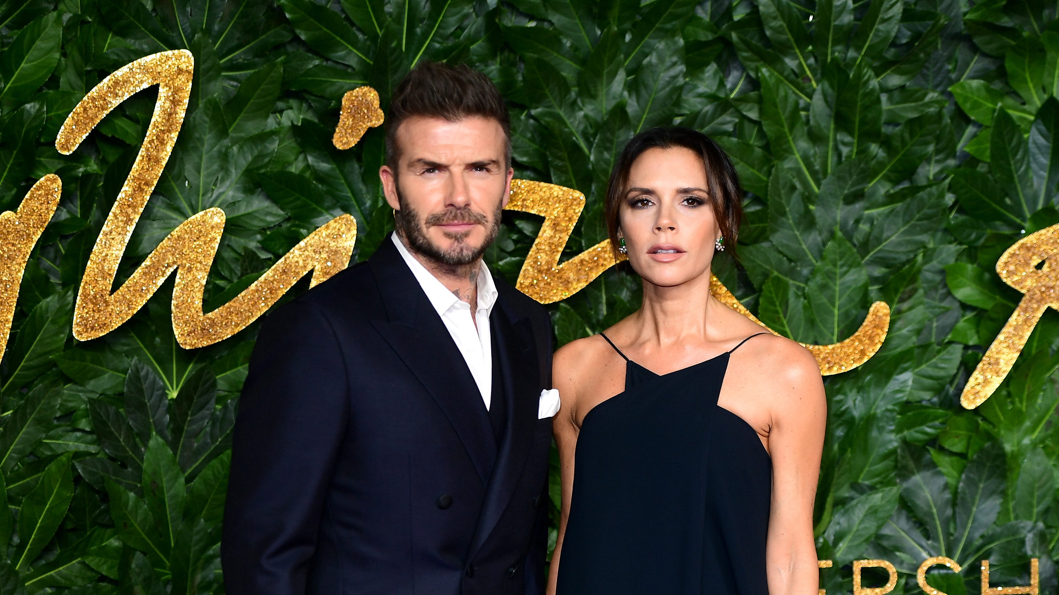 Victoria Beckham pictures: Inside the Beckhams' lavish New Year's Eve party