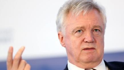 David Davis is 'thick as mince', tweets former head of Vote Leave campaign