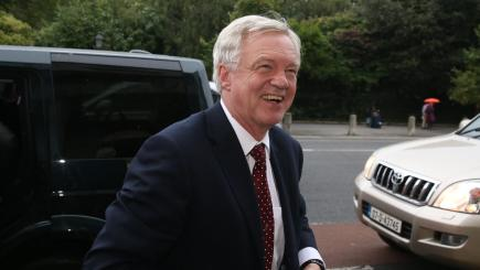 David Davis signals clash with EU over Brexit talks and citizens' rights deal