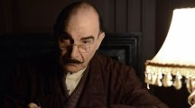 David Suchet: I'll never shake off Poirot