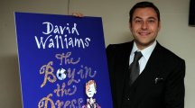 David Walliams has two more Christmas TV tales in store