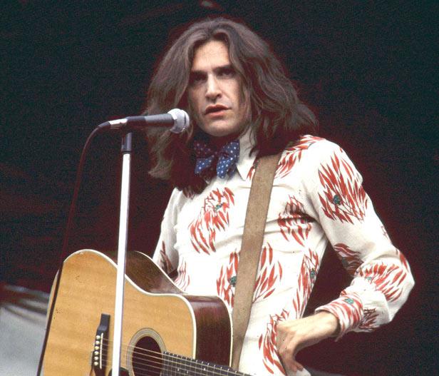 Ray Davies in 1973
