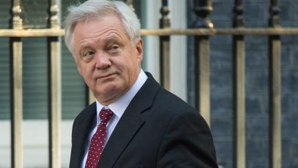 MPs attack David Davis for handing over redacted Brexit reports