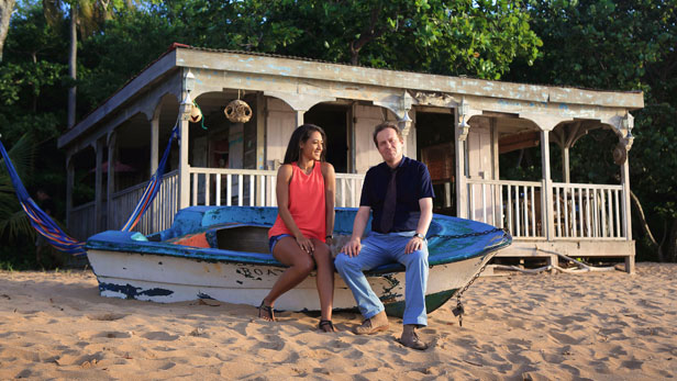 death in paradise series one