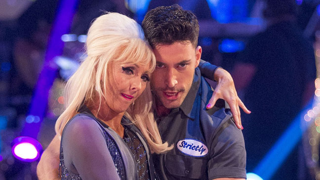 Giovanni and Debbie McGee