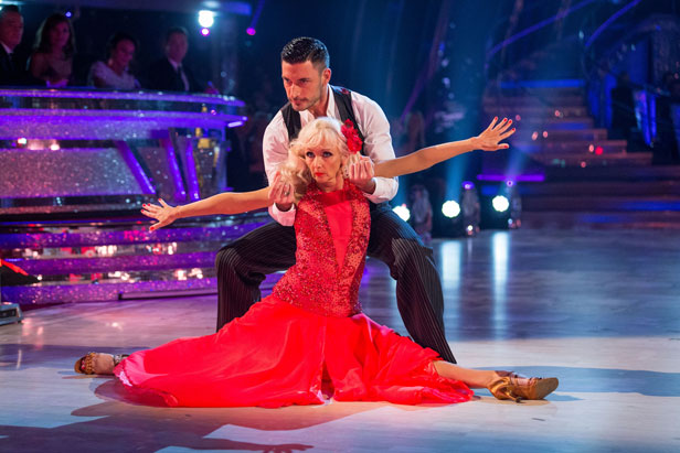 Strictly Come Dancing - Debbie McGee and Giovanni Pernice