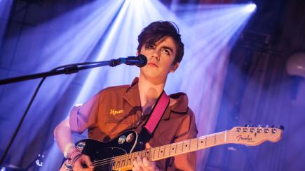 Declan McKenna named BBC Music Introducing's artist of the year