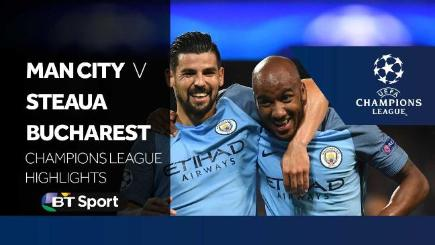 Delph and safety as City ease into group stages