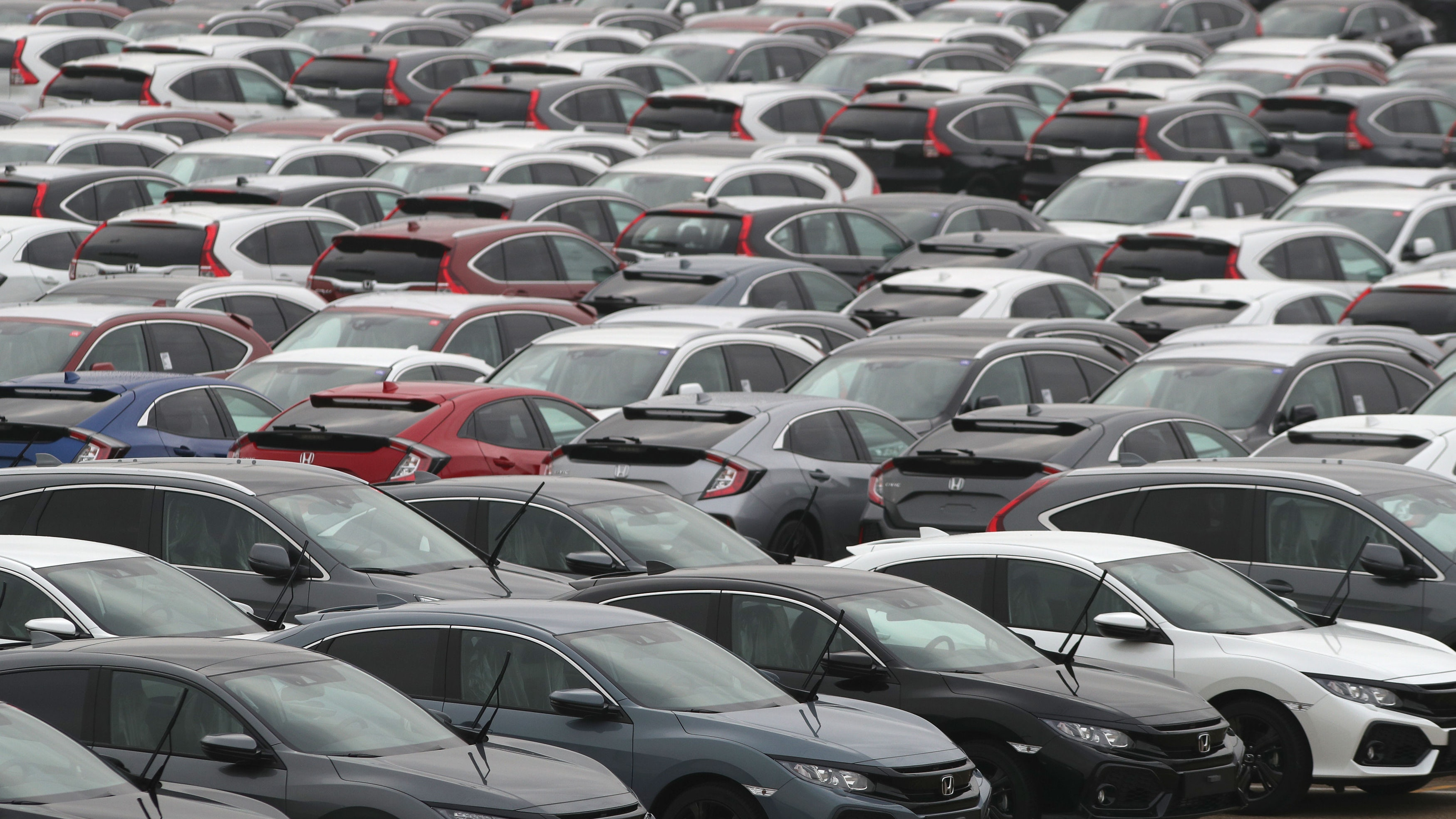 Sales of new cars in United Kingdom  slump in March