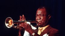 Among the classic episodes is one from 1968 which features jazz legend Louis Armstrong
