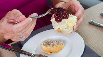 Devon or Cornwall? Science solves the age-old question in search of the 'perfect' cream tea