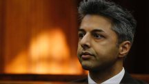 Shrien Dewani and his bride Anni were on honeymoon in South Africa