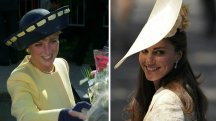 Diana and Kate united by common touch in approach to royal duties