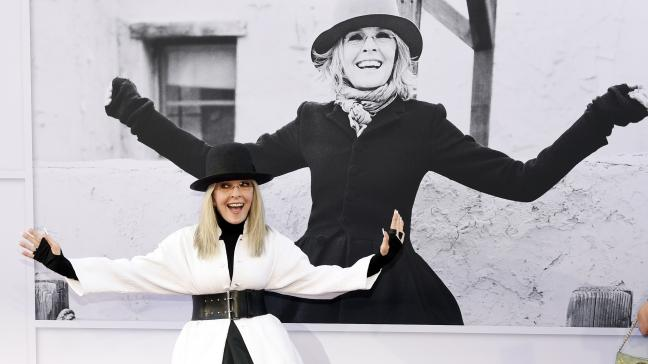 Diane Keaton's wellbeing secrets: 'I get up at 5am'
