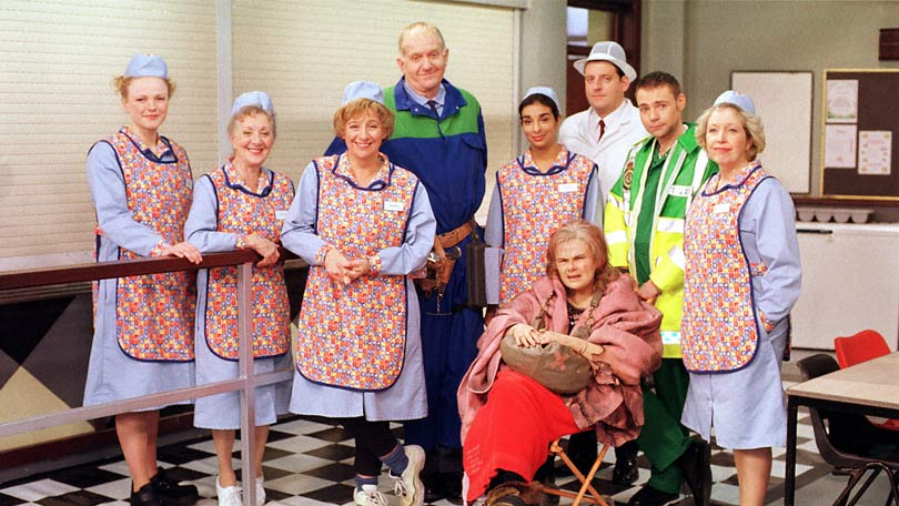 dinnerladies diaries
