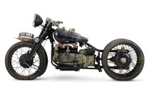'Discovery of a decade' - 1932 Brough Superior sets world record price for British motorcycle