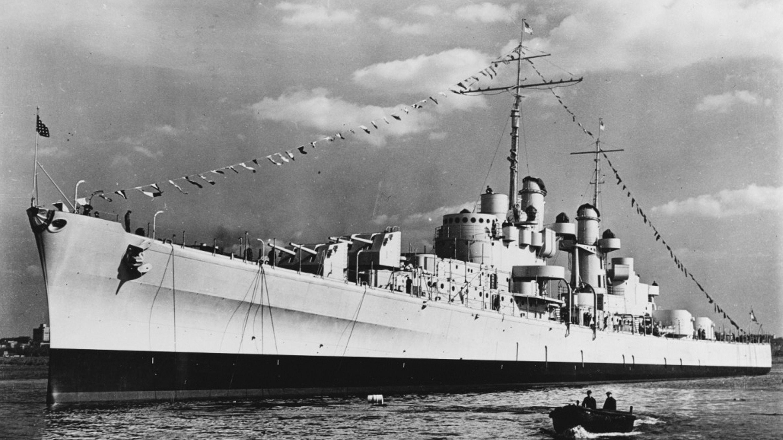 Wreckage of Sullivans' USS Juneau found off Solomon Islands