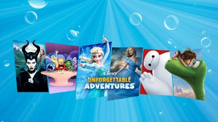 Disney Adventures on BT TV Store