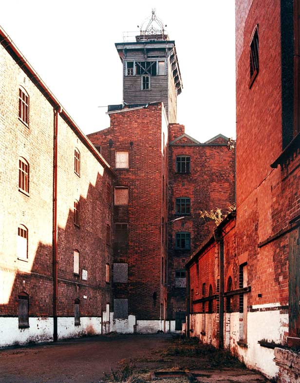 Ditheringon Flax Mill