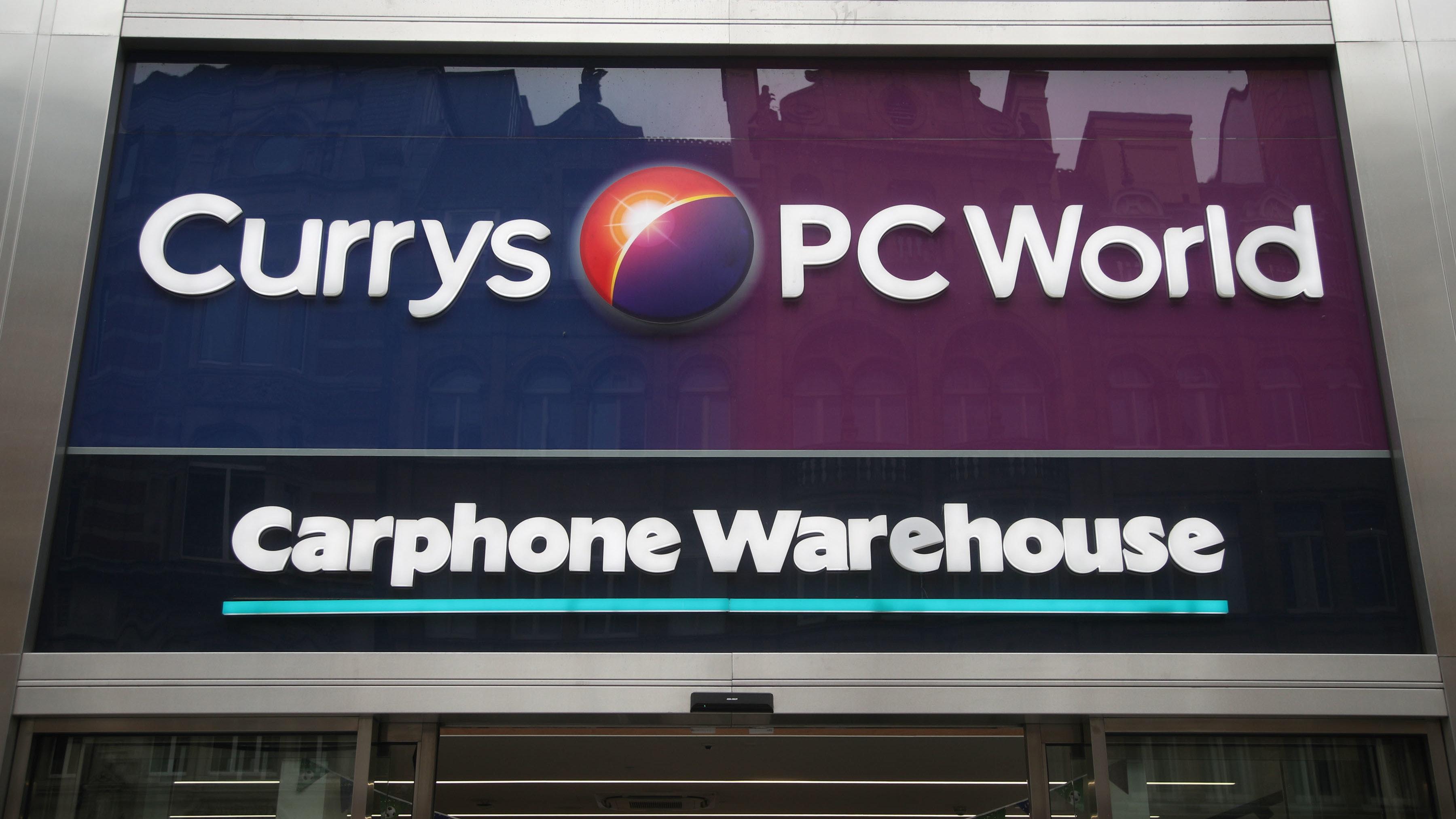 Dixons Carphone posts profits plunge in wake of major cyber