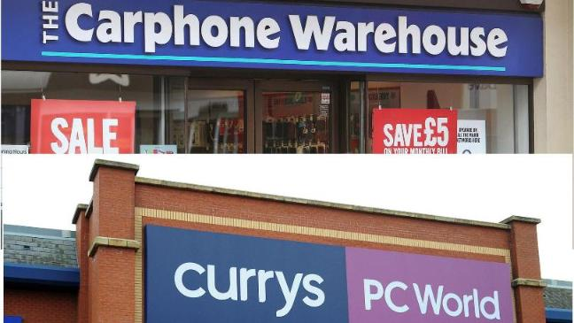 Dixons Carphone to be retail giant - BT