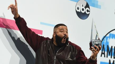 DJ Khaled excited to be welcomed to Weight Watchers by Oprah Winfrey