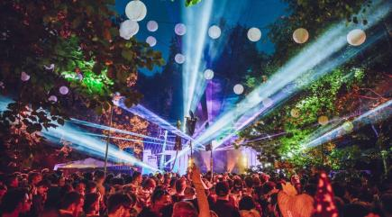 DJs Jaymo and Andy George talk Lost Village, the immersive festival in a forest you should know about