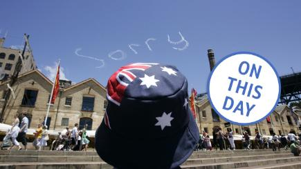 Do you remember? Australia says 'Sorry'