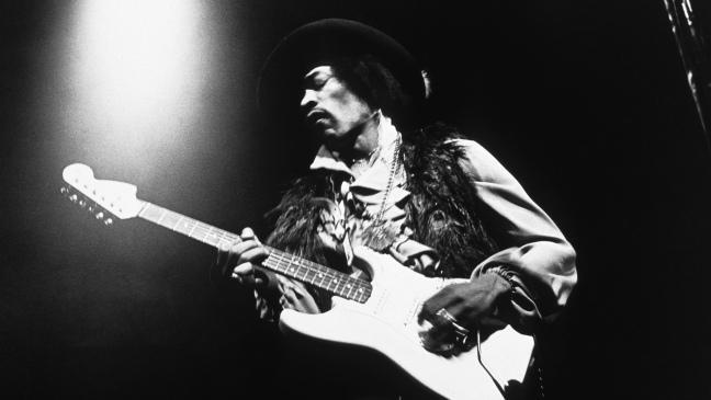 September 18 1970 Guitar Legend Jimi Hendrix Dies In A London