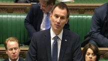 Health Secretary Jeremy Hunt could now impose a contract on doctors